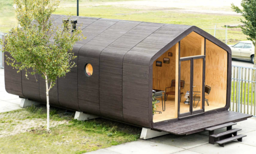 Wikkelhouse : la maison écolo qui va faire un carton