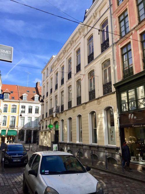 Belle référence de l'hyper-centre de Lille