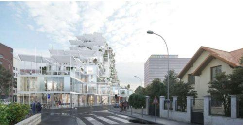 L'habitat et les matériaux du futur